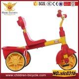 2016 tricicli di bambini comodi della sede no. di modello SLC031