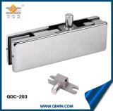Ajustage de précision en verre de charnière de porte d'acier inoxydable