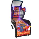 Macchina a gettoni elettronica pazzesca del gioco della galleria di pallacanestro di divertimento (ZJ-BG03)