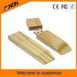 最も安い価格および高品質木USBのフラッシュ駆動機構