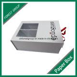 коробка твердого картона 1.5mm бумажная для упаковывать ботинок
