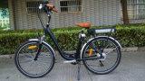 bici eléctrica de la ciudad del marco de aluminio económico 250W para el adulto