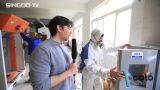 粉のコーティングのための小さい産業オーブン