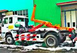 10m3, caminhão de lixo do braço de gancho 18m3, caminhão de lixo do elevador do gancho