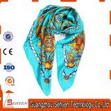 Самый новый шарф способа 100% Silk длинний для повелительницы