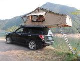 4WD屋外の冒険車の屋根の上のテント