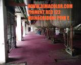 有機性顔料の赤122のQuinacridoneのインク(PR122-EB)のためのピンクの粉の顔料