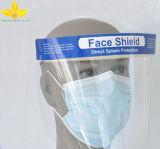 Het beschikbare Medische Duidelijke Plastic Schild van het Gezicht van de Bescherming van de Veiligheid