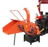Mit Zapfwellenantrieb hölzerner Abklopfhammer Th-8, 8 '' Durchmesser, zwei hydraulische führende Rollen, 3point Anhängevorrichtung, Cer-Zustimmung