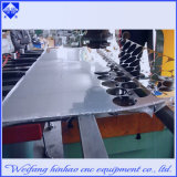 StahlPlate Hole Punching Sheet Press mit Feeding Platform