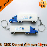A movimentação feita sob encomenda a mais nova do flash do USB do caminhão do PVC para os presentes do transporte (YT-6666)