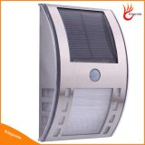 2 LED Fence Solar Light Solar Power Outdoor Garden Light