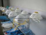 Clip automatique de nez de masque de cuvette et Earloop et machine de soupape