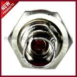 싱글모드 섬유 조정 광학적인 ST APC UPC 감쇠기