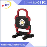 Luz recargable de encargo al por mayor del trabajo de 10With48W LED