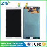 Оптовый агрегат экрана LCD для индикации примечания 4 Samsung