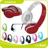 Getelegrafeerde Hoofdtelefoon/de Hoofdtelefoon van uitstekende kwaliteit van het Avondmaal de Baarzen