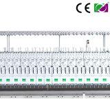 新技術12のヘッド刺繍機械