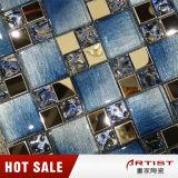 Reticolo di mosaico dell'acciaio inossidabile di alta qualità, mosaico della parete interna