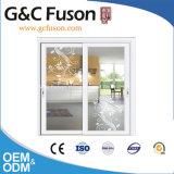 Diseño de aluminio de la puerta deslizante del dormitorio de China