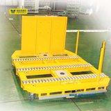 China passte elektrische Flachbetttransportvorrichtung für Fabrik-Lager-Transport an
