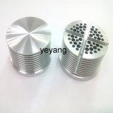 Traitement de haute qualité de pièces de machines d'acier inoxydable