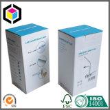 Коробка гофрированной бумага светильника стола СИД упаковывая