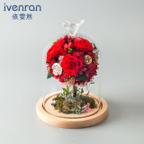 Flor natural de Rose de la promoción para la decoración de la boda