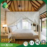 Standaarddie Slaapkamer voor het Meubilair van het Hotel in Stevig Hout (zstf-23) wordt geplaatst