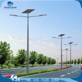 12V / 24V DC off Grid 5 Backup Solar LED Street Lamp