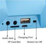 Q2 Steun TF USB RadioAux van de Doos van de Spreker van de Honingraat de Professionele