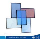 Vidrio Inferior-e usado edificio