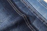 Cross Hatch Slub Twill Tissu 100% coton en jean 11,5 oz