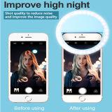 Портативный свет кольца Selfie для полностью добросердечного мобильного телефона