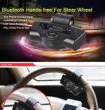 Легко Using беспроволочный диктор колеса кормила Bluetooth Hands-Free для автомобиля