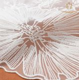 OEM / ODM Service Color Personalizado Algodão Mesh Voile Macrame Lace for Clothing Lace