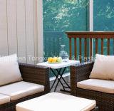 HDPE novo Personal&#160 do estilo; 3 alturas Adjustable Table Ao ar livre-Branco