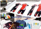 """Бумаги Inkjet сублимации Fa 100GSM 63 """" изготовление потрёпанной китайское для принтеров Inkjet серии Jv Sc F-Series/Mimaki Epson"""