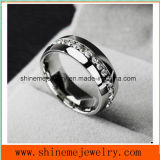 De Ring Jewellry van de Vinger van het Titanium van het Roestvrij staal van de manier