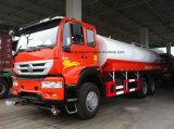 Sinotruk HOWO 6X4 Transporte Caminhão-tanque de água caminhão de rega 336HP
