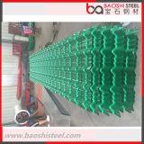 Cinc cubierto galvanizado cubriendo la hoja para los materiales de construcción