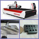 版の金属のためのIpg 1000W CNCのファイバーレーザーの打抜き機