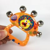 Kids Plastic Educational Instrumentos Orff Hand-Bell Baby Toy
