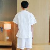 様式の100%年の綿夜スーツの/Bathのスーツの/Sunaの簡単なスーツ