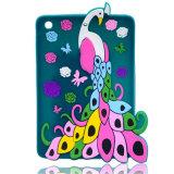 3D iPhone6/6plusのためのかわいい動物のシリコーンの携帯電話の箱