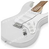 Constructeur de fournisseur de /Guitar de guitare de Lp de guitare de /Electric de vente/argent chauds musique de Cessprin (ST601)