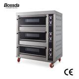 Doppelter Plattform-Brot-Backen-Gas-Ofen, Bäckerei-Geräten-Preise