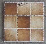 mattonelle di pavimento dell'oggetto d'antiquariato del getto di inchiostro 3D 300X300mm