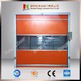 Enrollar las puertas de seguridad Puerta de alta velocidad cortina de PVC (Hz-HSD010)