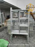 Production et ventes de qualité et de système mobile commode d'échafaudage de bâti